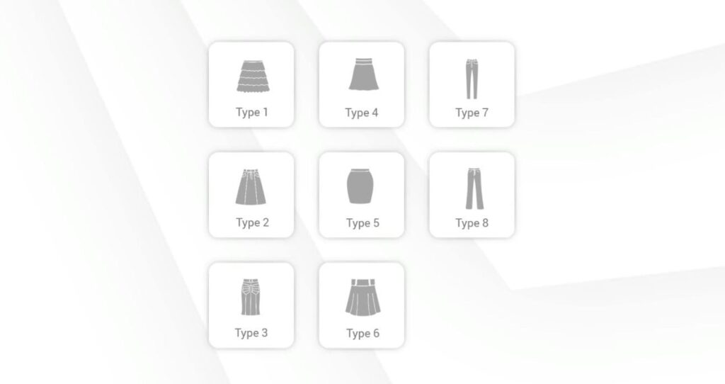 Try clothes online